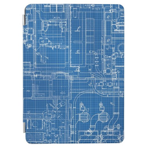 The Architect iPad Air Cover