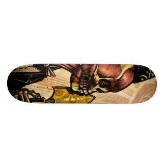 The Architect Skateboard