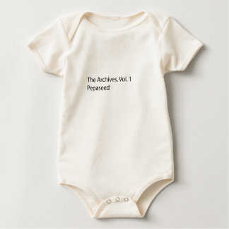 THE ARCHIVES VOL 2 BABY BODYSUIT
