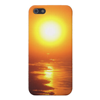 The Arctic Sun Case For iPhone SE/5/5s