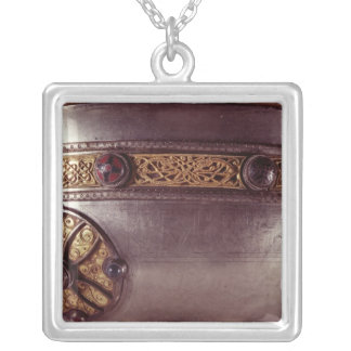 The Ardagh Chalice, Reerasta, County Limerick Silver Plated Necklace