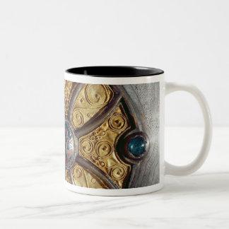 The Ardagh Chalice, Reerasta, County Limerick Two-Tone Coffee Mug