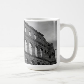 The Arena at Pula Coffee Mug