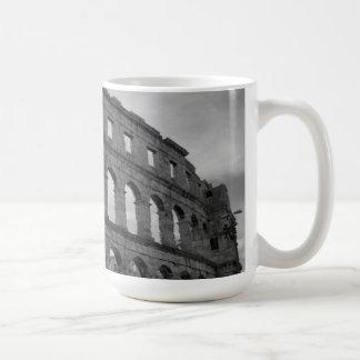The Arena at Pula Coffee Mug