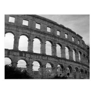 The Arena at Pula Postcard
