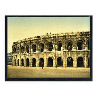 The arena, Nimes, France vintage Photochrom Post Cards