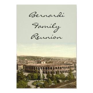 The Arena, Verona, Italy 5x7 Paper Invitation Card
