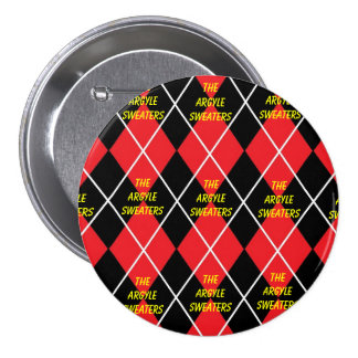 The Argyle Sweaters Fan Button