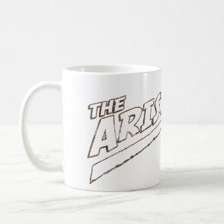 The Aristocrats! Classic White Coffee Mug