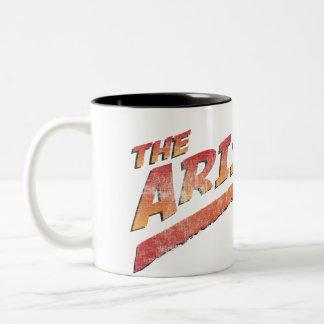 The Aristocrats! Two-Tone Coffee Mug