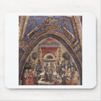 The Arithmetic by Pinturicchio Mouse Pad