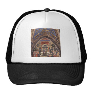 The Arithmetic by Pinturicchio Trucker Hat