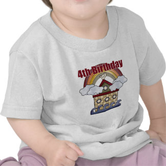 The Ark 4th Birthday Gifts T-shirts