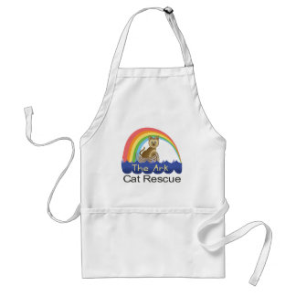 The Ark Cat Rescue Adult Apron