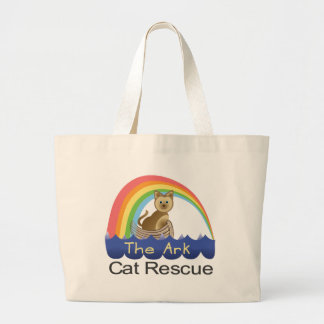 The Ark Cat Rescue Canvas Bags