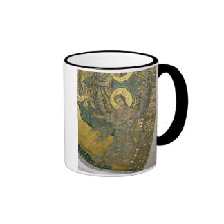 The Ark of the Covenant supported by Cherubim, fro Mug