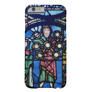 The Ark of the Covenant window, detail of God with Barely There iPhone 6 Case