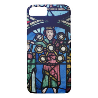 The Ark of the Covenant window, detail of God with iPhone 7 Case