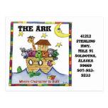 The Ark Postcard