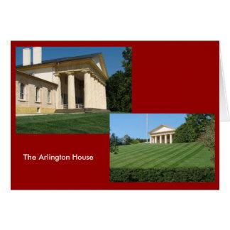 The Arlington House Card