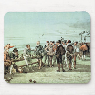The Armada of 1888 in Sight Mouse Pad