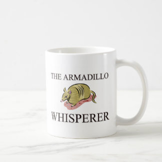 The Armadillo Whisperer Coffee Mug