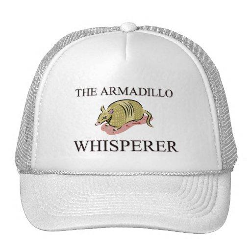 The Armadillo Whisperer Hat