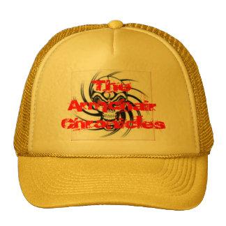 The Armchair Chronicles Mesh Hats