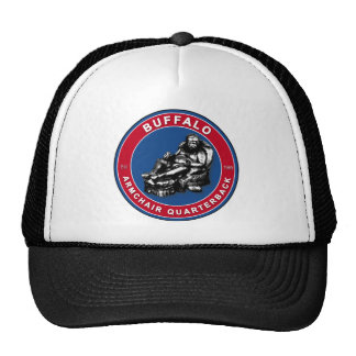THE ARMCHAIR QB - Buffalo Trucker Hat