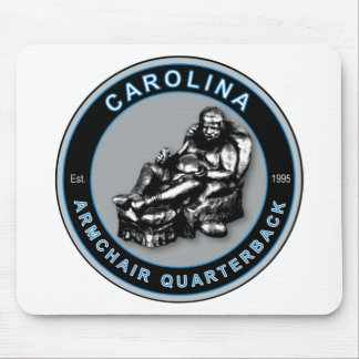 THE ARMCHAIR QB - Carolina Mouse Pads