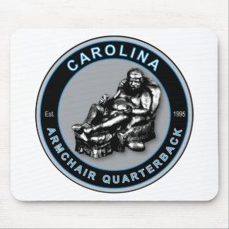 THE ARMCHAIR QB - Carolina Mouse Pad