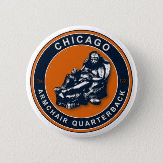 THE ARMCHAIR QB - Chicago Button