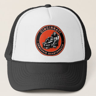 THE ARMCHAIR QB - Cincinnati Trucker Hat