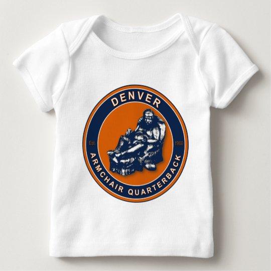 THE ARMCHAIR QB - Denver Baby T-Shirt