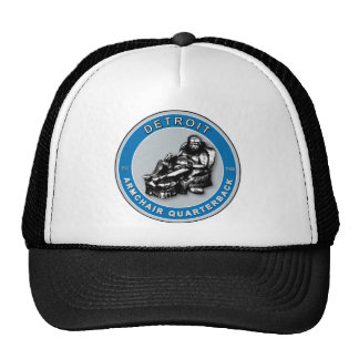 THE ARMCHAIR QB - Detroit Trucker Hat