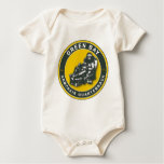 THE ARMCHAIR QB - Green Bay Baby Bodysuit