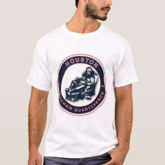 THE ARMCHAIR QB - Houston T-Shirt