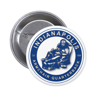 THE ARMCHAIR QB - Indianapolis Button