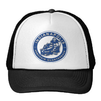 THE ARMCHAIR QB - Indianapolis Trucker Hat