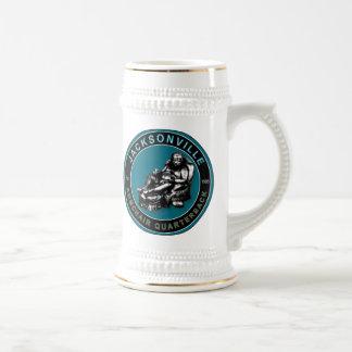 THE ARMCHAIR QB - Jacksonville Beer Stein