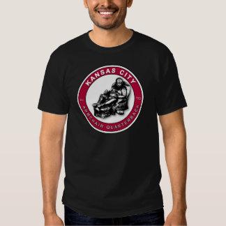 THE ARMCHAIR QB - Kansas City Football T-Shirt