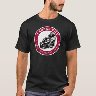 THE ARMCHAIR QB - Kansas City Football T-Shirt