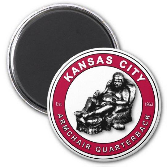 THE ARMCHAIR QB - Kansas City Magnet
