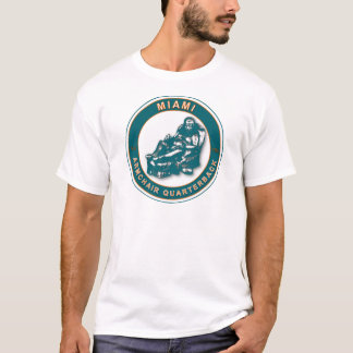 THE ARMCHAIR QB - Miami T-Shirt