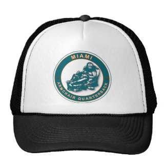 THE ARMCHAIR QB - Miami Trucker Hat