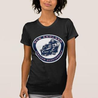 THE ARMCHAIR QB - New England T-Shirt