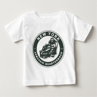 THE ARMCHAIR QB - New York Baby T-Shirt
