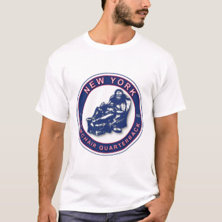 THE ARMCHAIR QB - New York Giants T-Shirt