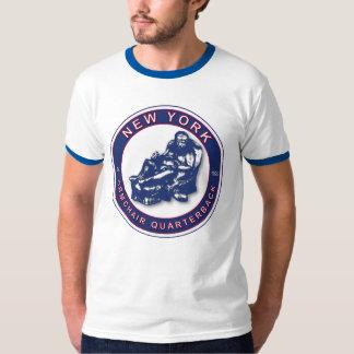 THE ARMCHAIR QB - New York  T-Shirt