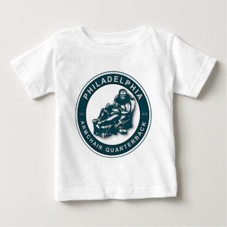 THE ARMCHAIR QB - Philadelphia Baby T-Shirt